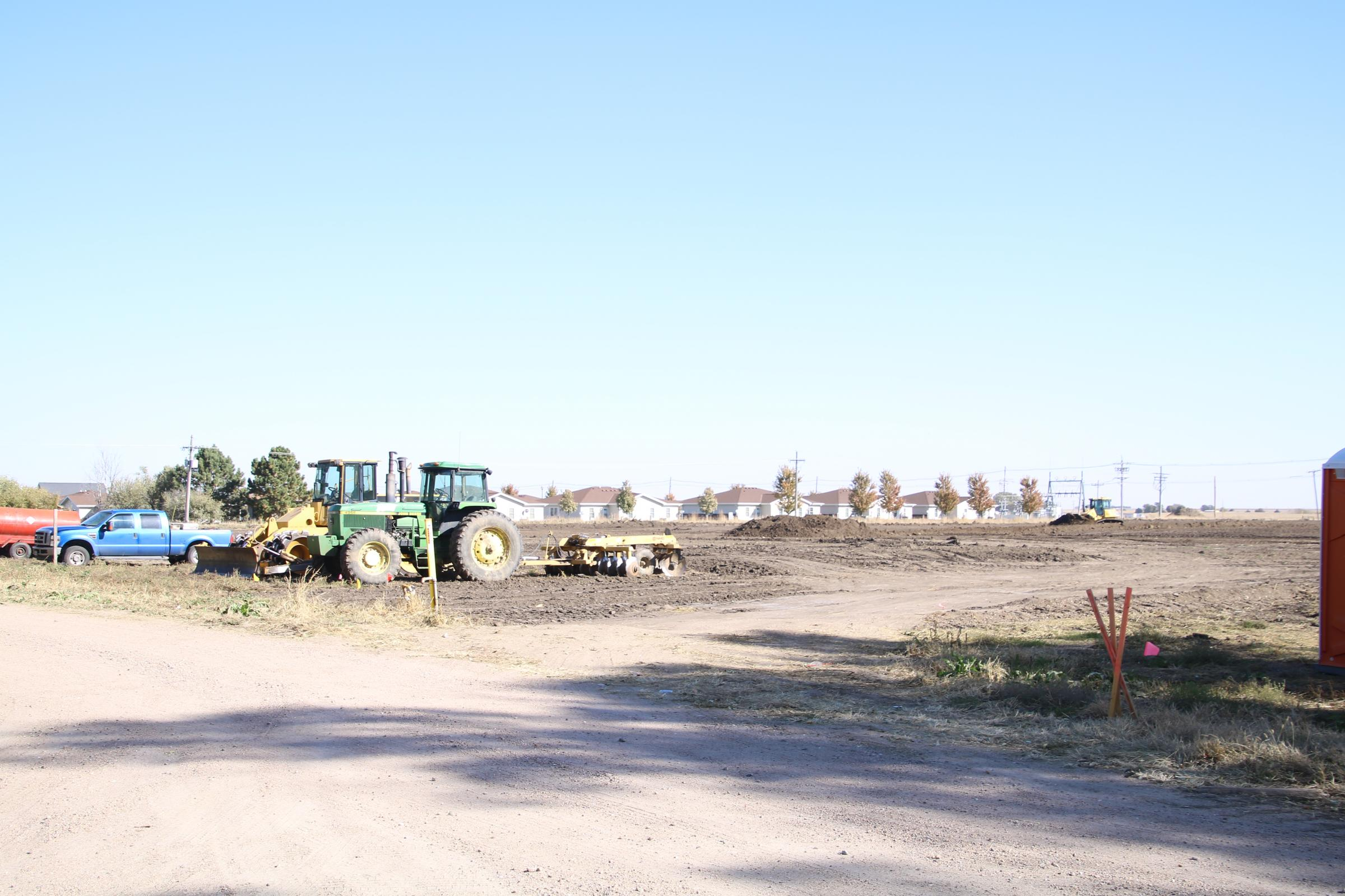 Work Begins on Crew Housing Subdivision Main Photo