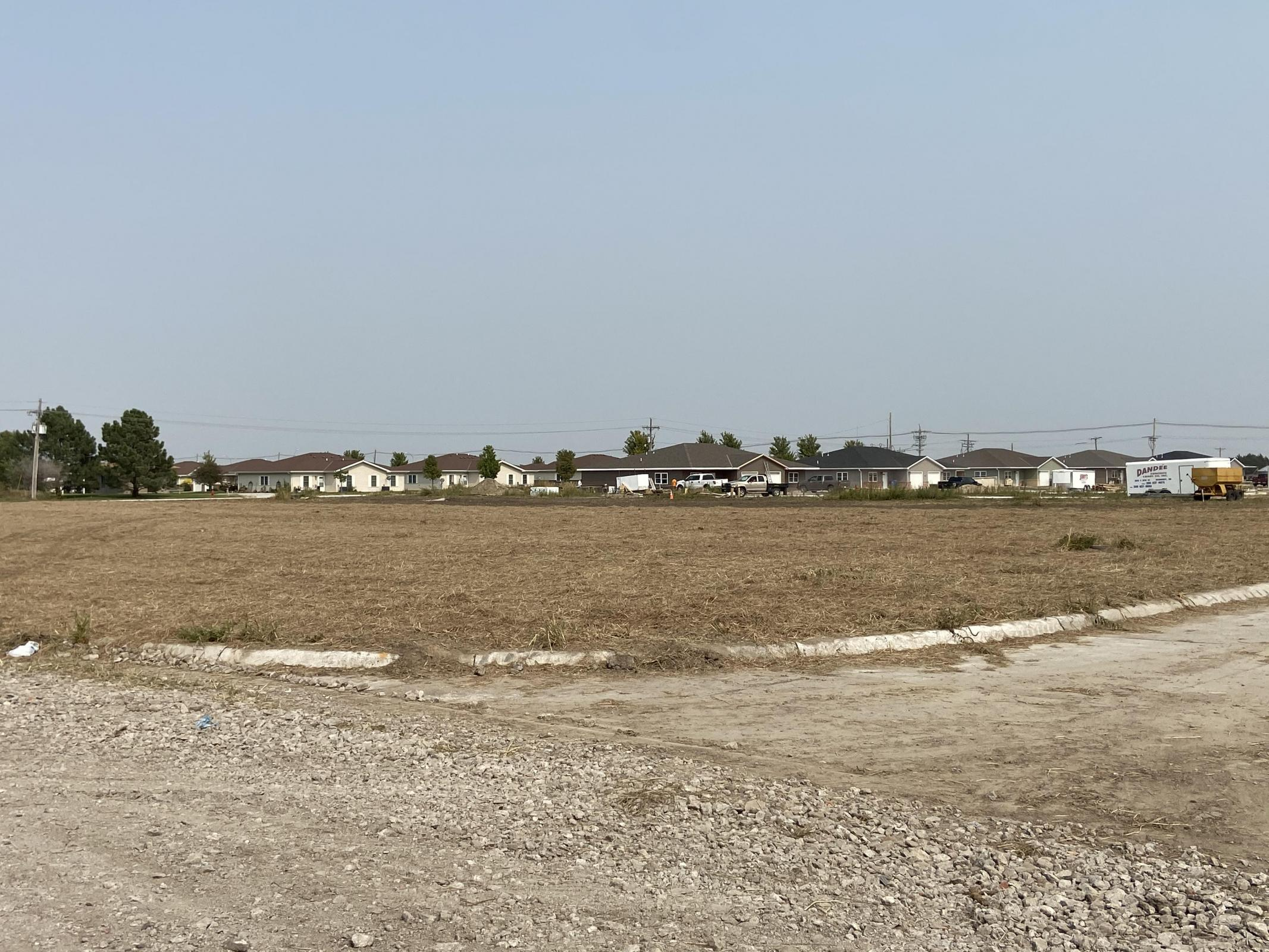 Developers Invited to Build Homes in New CREW Subdivision Photo - Click Here to See