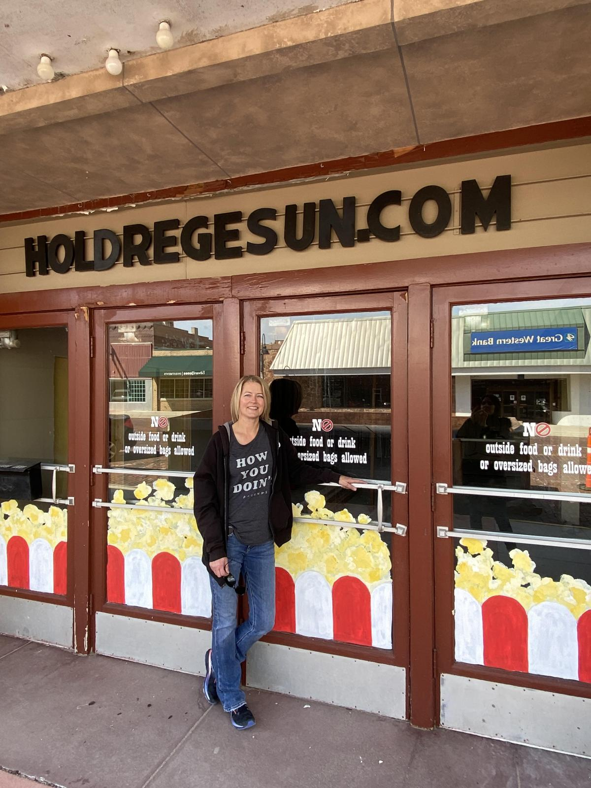 Major Changes Planned for Sun Theater Lobby Photo - Click Here to See