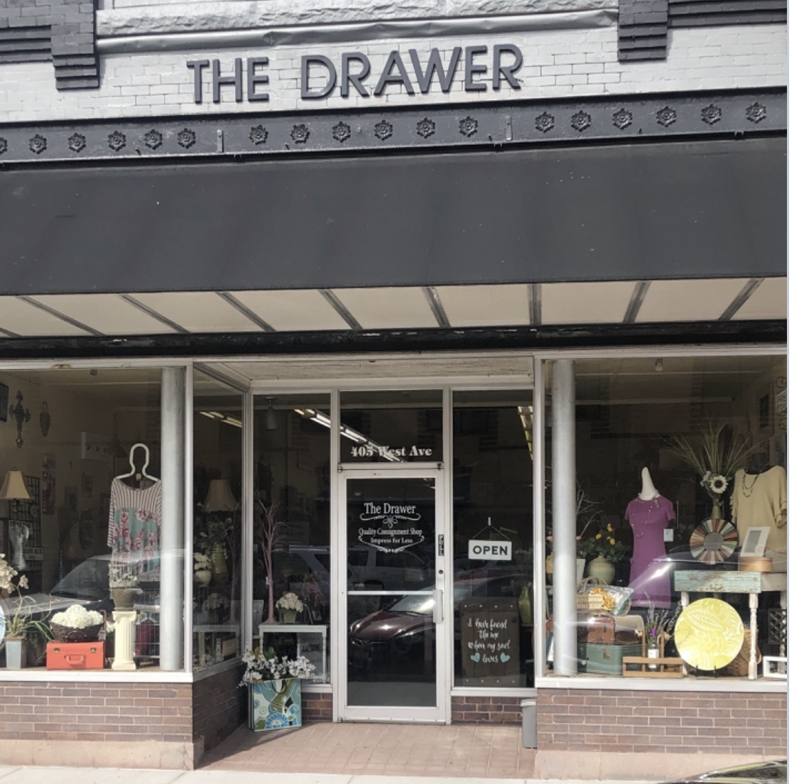 Drawer Consignment Shop