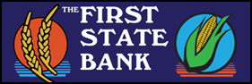 First State Bank of Holdrege Logo