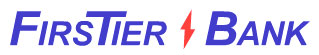 FirsTier Bank Logo